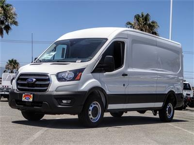 2020 Ford Transit 250 Med Roof RWD, Empty Cargo Van #FL2654 - photo 1