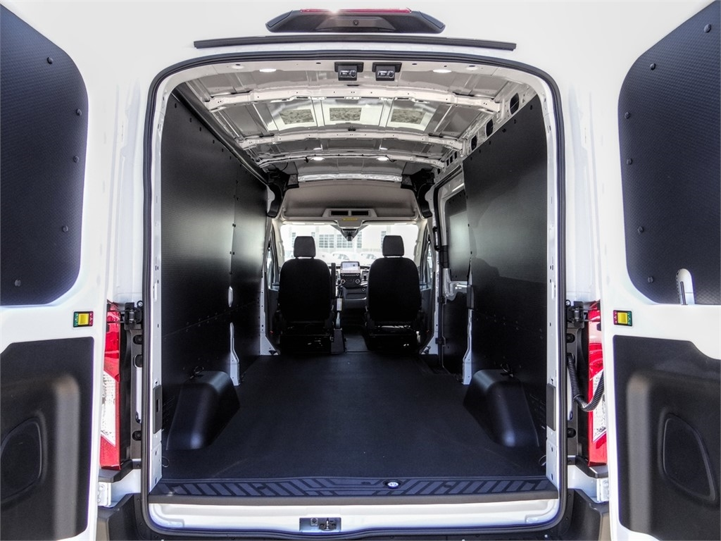 2020 Ford Transit 250 Med Roof RWD, Empty Cargo Van #FL2655 - photo 2
