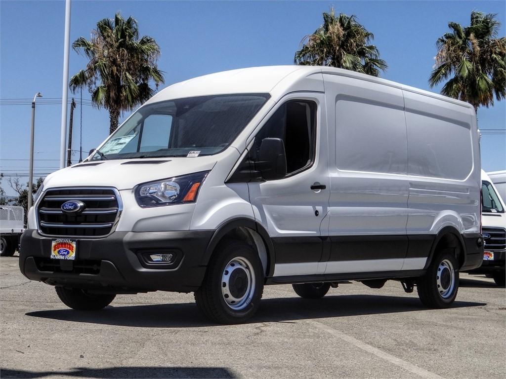 2020 Ford Transit 250 Med Roof RWD, Empty Cargo Van #FL2655 - photo 1