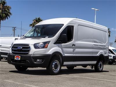 2020 Ford Transit 250 Med Roof RWD, Empty Cargo Van #FL2656 - photo 1