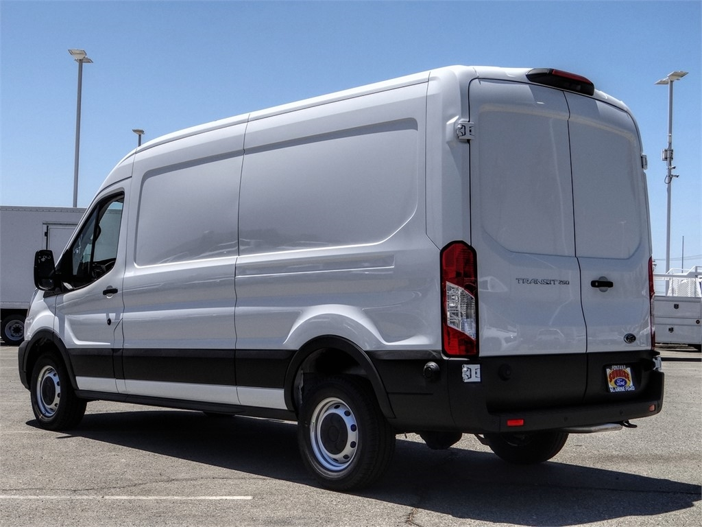 2020 Ford Transit 250 Med Roof RWD, Empty Cargo Van #FL2661 - photo 4