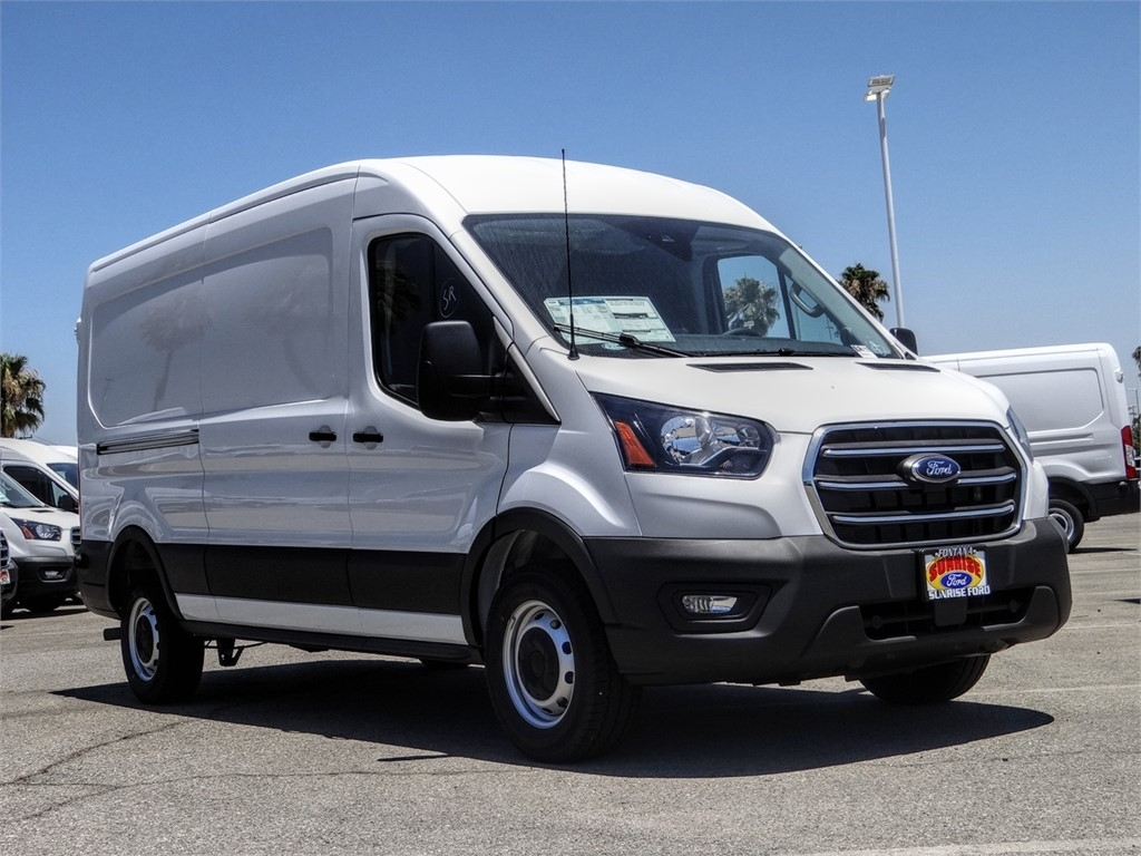 2020 Ford Transit 250 Med Roof RWD, Empty Cargo Van #FL2661 - photo 7