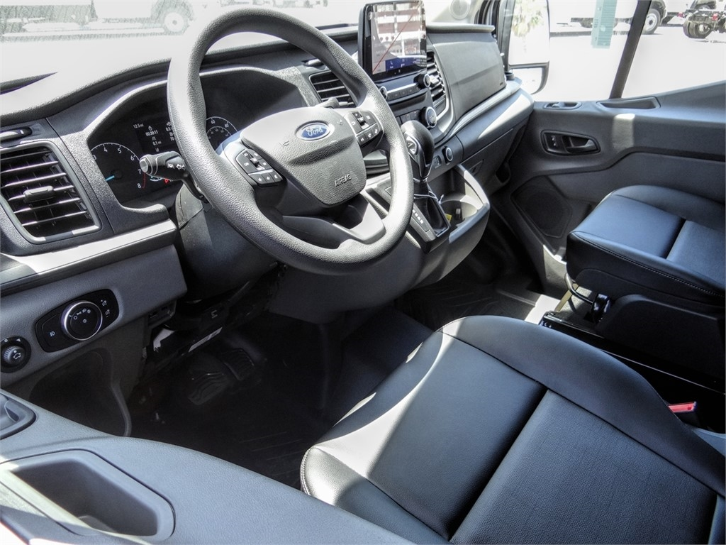 2020 Ford Transit 250 Med Roof RWD, Empty Cargo Van #FL2661 - photo 9