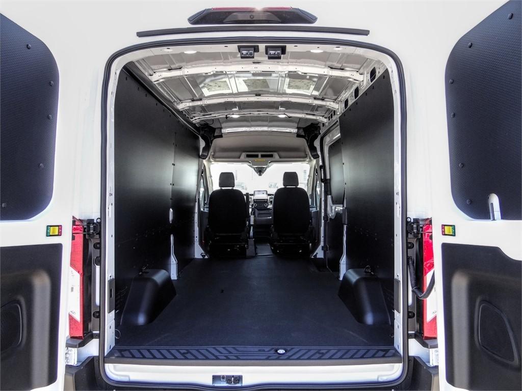 2020 Ford Transit 250 Med Roof RWD, Empty Cargo Van #FL2666 - photo 2