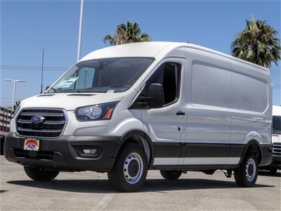 2020 Ford Transit 250 Med Roof RWD, Empty Cargo Van #FL2666 - photo 1