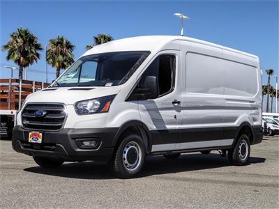 2020 Ford Transit 250 Med Roof RWD, Empty Cargo Van #FL2667 - photo 1