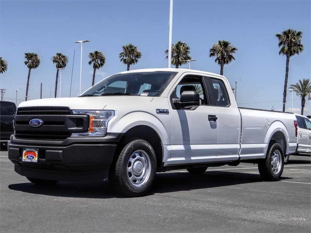 2020 Ford F-150 Super Cab 4x2, Pickup #FL2671 - photo 1
