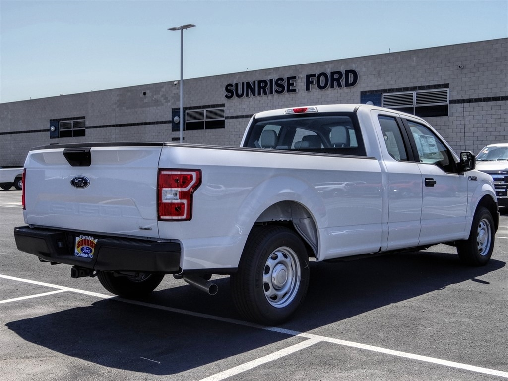 2020 Ford F-150 Super Cab 4x2, Pickup #FL2671 - photo 4