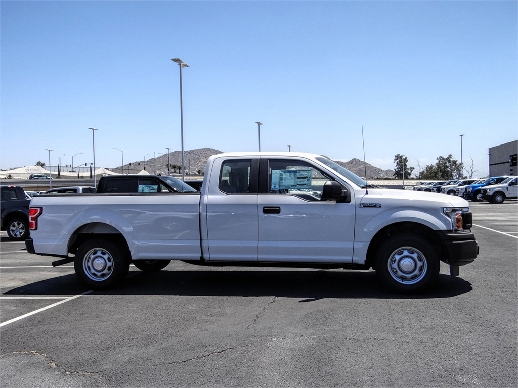 2020 Ford F-150 Super Cab 4x2, Pickup #FL2671 - photo 5