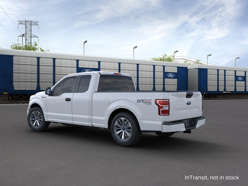 2020 Ford F-150 Super Cab 4x4, Pickup #FL2785 - photo 2