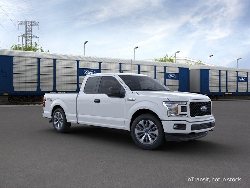 2020 Ford F-150 Super Cab 4x4, Pickup #FL2785 - photo 7