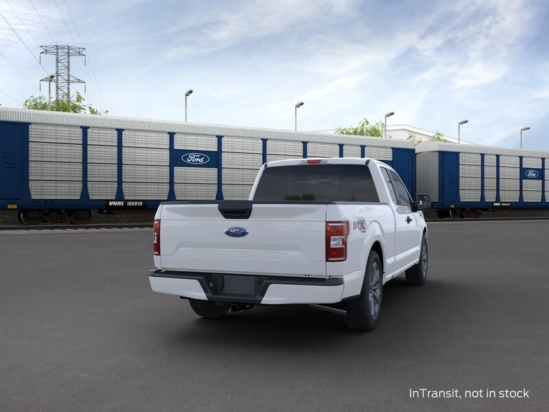 2020 Ford F-150 Super Cab 4x4, Pickup #FL2785 - photo 8