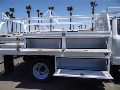 2020 Ford F-550 Regular Cab DRW 4x2, Scelzi CTFB Contractor Body #FL2794 - photo 11
