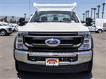 2020 Ford F-550 Regular Cab DRW 4x2, Scelzi CTFB Contractor Body #FL2794 - photo 7