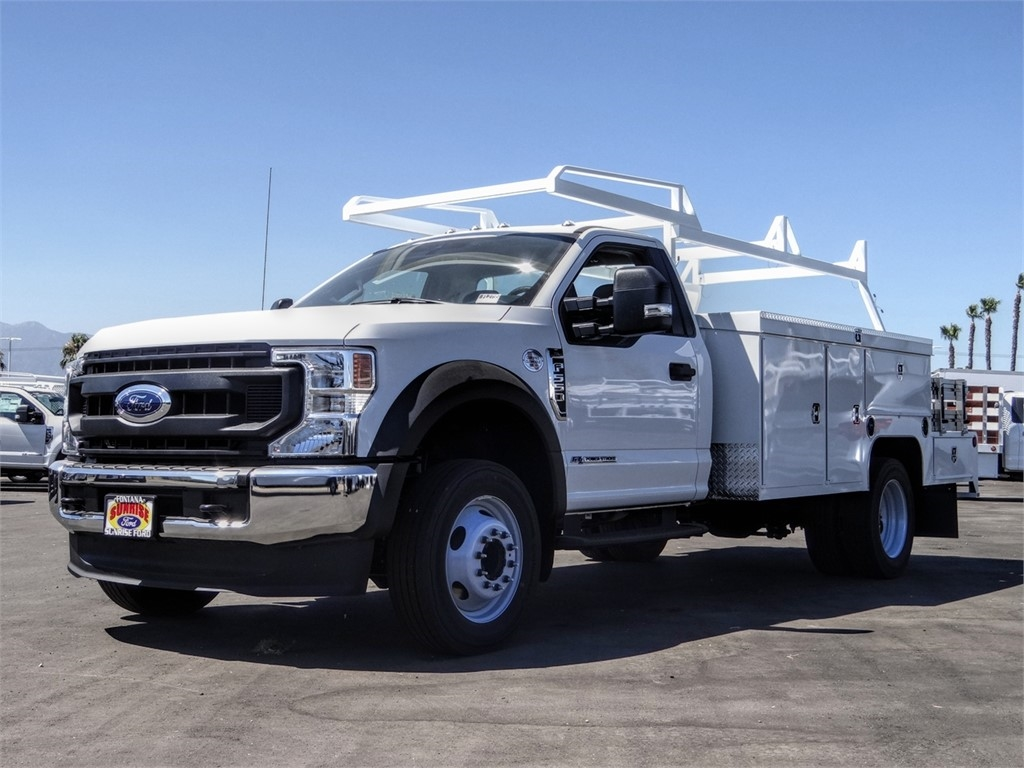 2020 Ford F-550 Regular Cab DRW 4x2, Scelzi Combo Body #FL2795 - photo 1
