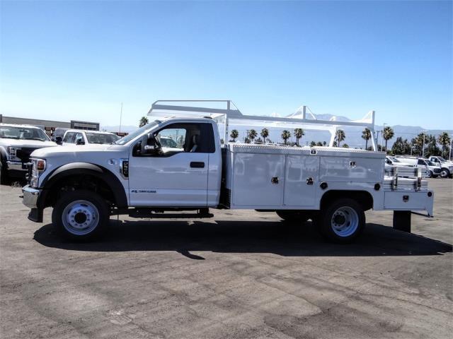 2020 Ford F-550 Regular Cab DRW 4x2, Scelzi SEC Combo Body #FL2795 - photo 3