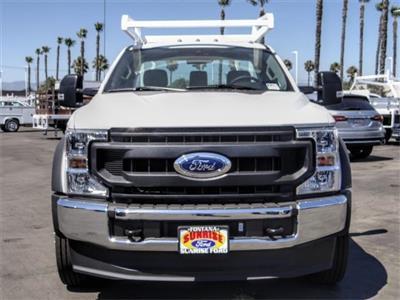 2020 Ford F-550 Regular Cab DRW 4x2, Scelzi SEC Combo Body #FL2795 - photo 7