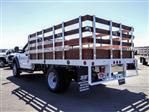 2020 Ford F-450 Regular Cab DRW 4x2, Scelzi WFB Stake Bed #FL2808 - photo 2