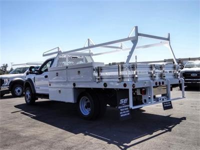 2020 Ford F-550 Regular Cab DRW 4x2, Scelzi CTFB Contractor Body #FL2809 - photo 2