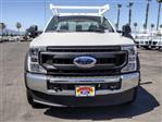 2020 Ford F-550 Regular Cab DRW 4x2, Scelzi CTFB Contractor Body #FL2809 - photo 7