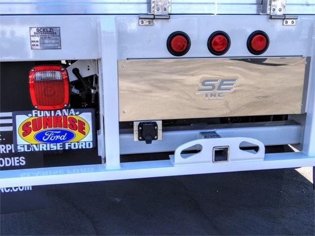 2020 Ford F-450 Regular Cab DRW 4x2, Scelzi CTFB Contractor Body #FL2834 - photo 11