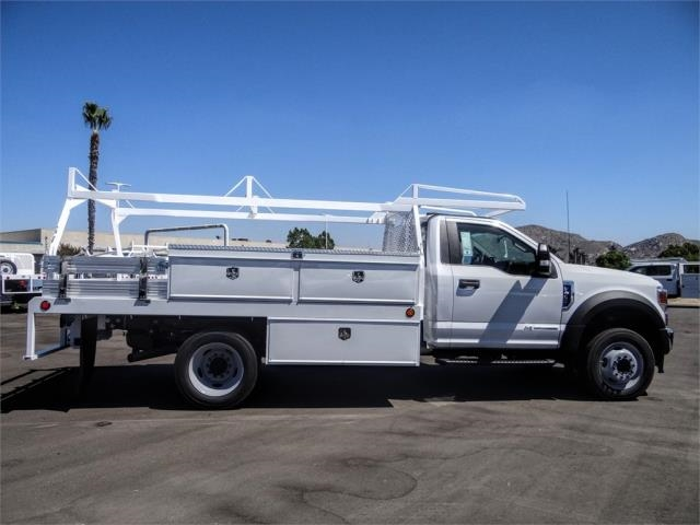 2020 Ford F-450 Regular Cab DRW 4x2, Scelzi CTFB Contractor Body #FL2834 - photo 5