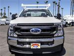 2020 Ford F-450 Regular Cab DRW 4x2, Scelzi CTFB Contractor Body #FL2834 - photo 7