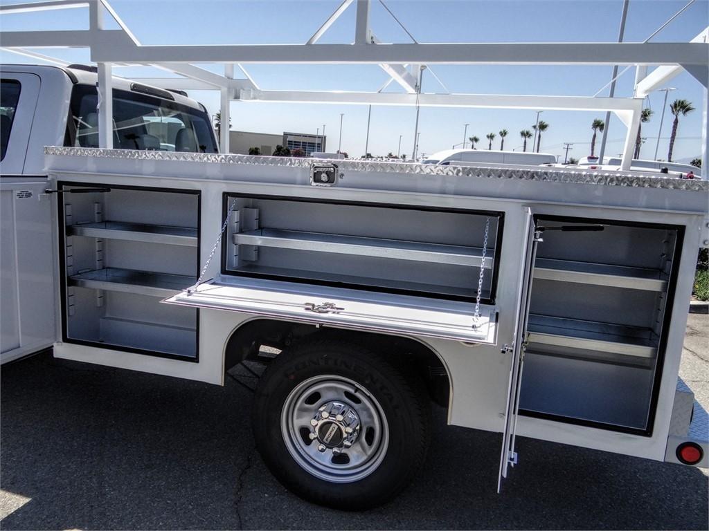 2020 Ford F-350 Super Cab 4x2, Scelzi Signature Service Body #FL2838 - photo 9