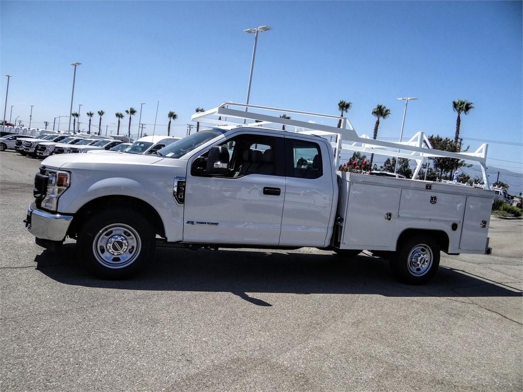 2020 Ford F-350 Super Cab 4x2, Scelzi Signature Service Body #FL2838 - photo 3