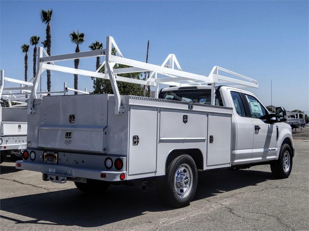 2020 Ford F-350 Super Cab 4x2, Scelzi Signature Service Body #FL2838 - photo 4