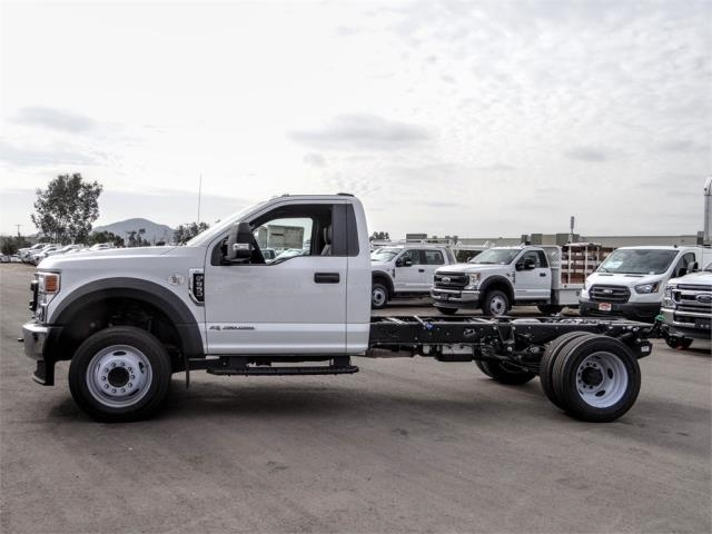 2020 Ford F-550 Regular Cab DRW 4x2, Cab Chassis #FL2846 - photo 3