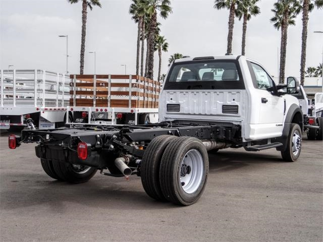 2020 Ford F-550 Regular Cab DRW 4x2, Cab Chassis #FL2846 - photo 4