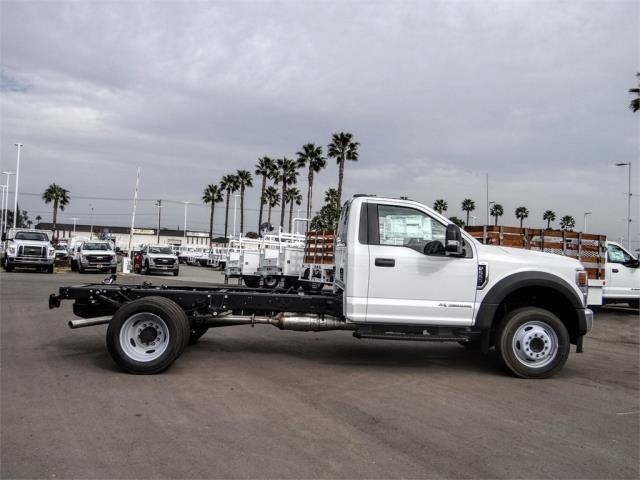 2020 Ford F-550 Regular Cab DRW 4x2, Cab Chassis #FL2846 - photo 5