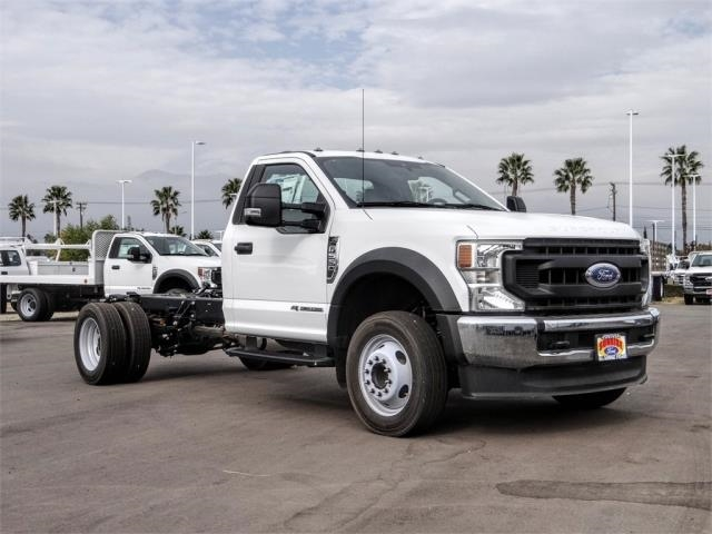 2020 Ford F-550 Regular Cab DRW 4x2, Cab Chassis #FL2846 - photo 6