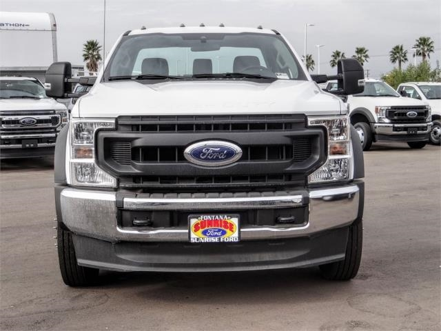 2020 Ford F-550 Regular Cab DRW 4x2, Cab Chassis #FL2846 - photo 7