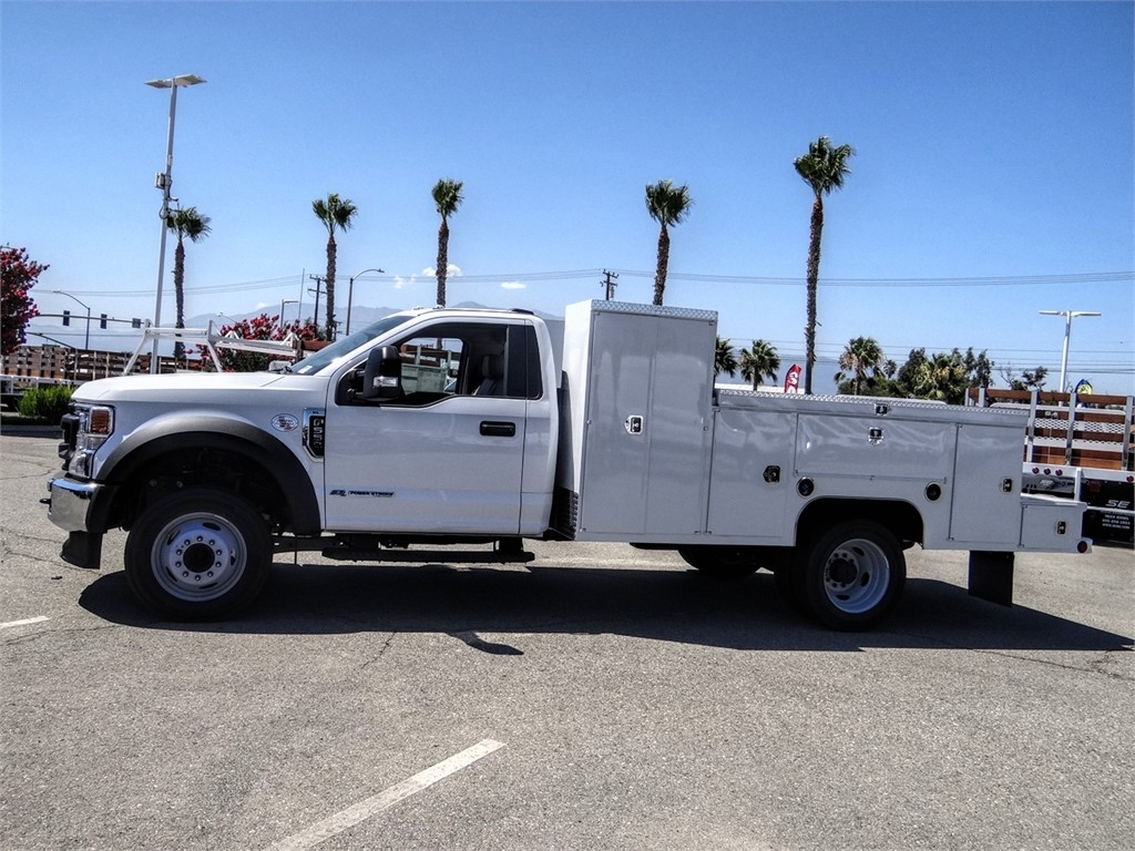 2020 Ford F-550 Regular Cab DRW 4x2, Scelzi Signature Service Body #FL2846 - photo 3