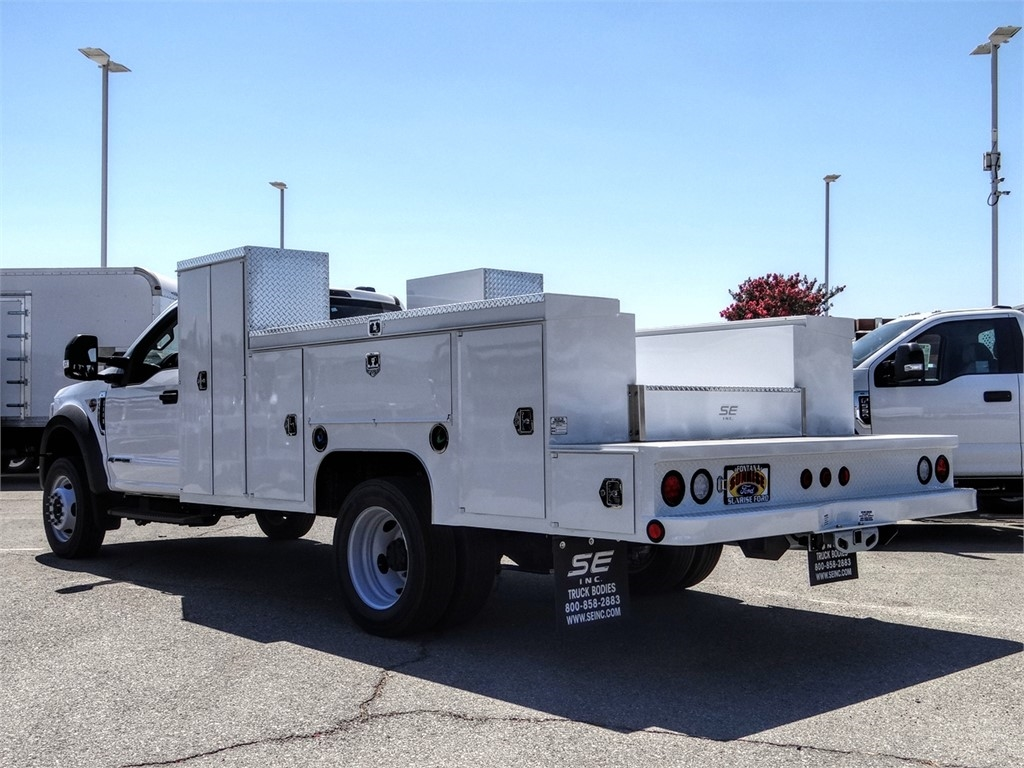 2020 Ford F-550 Regular Cab DRW 4x2, Scelzi Service Body #FL2846 - photo 1