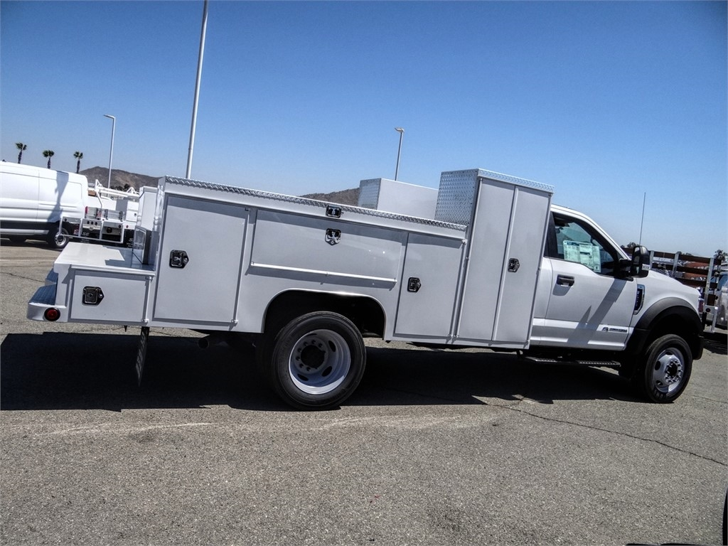 2020 Ford F-550 Regular Cab DRW 4x2, Scelzi Signature Service Body #FL2846 - photo 5