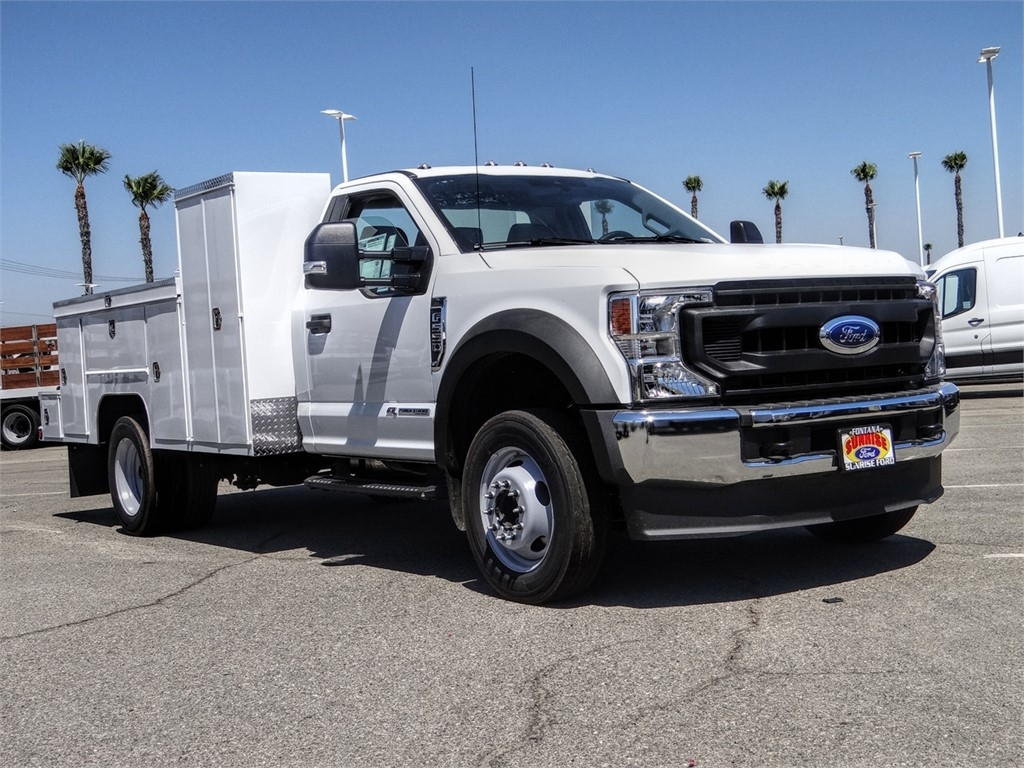 2020 Ford F-550 Regular Cab DRW 4x2, Scelzi Signature Service Body #FL2846 - photo 6