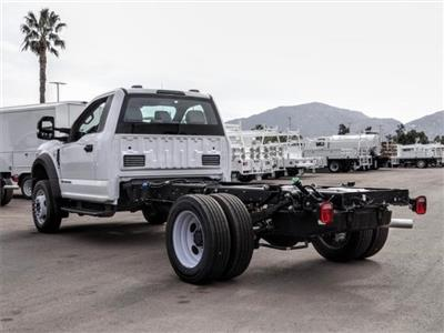 2020 Ford F-550 Regular Cab DRW 4x2, Cab Chassis #FL2846 - photo 2