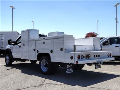 2020 Ford F-550 Regular Cab DRW 4x2, Scelzi Signature Service Body #FL2846 - photo 2