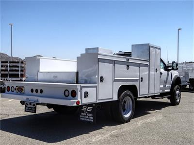 2020 Ford F-550 Regular Cab DRW 4x2, Scelzi Signature Service Body #FL2846 - photo 4