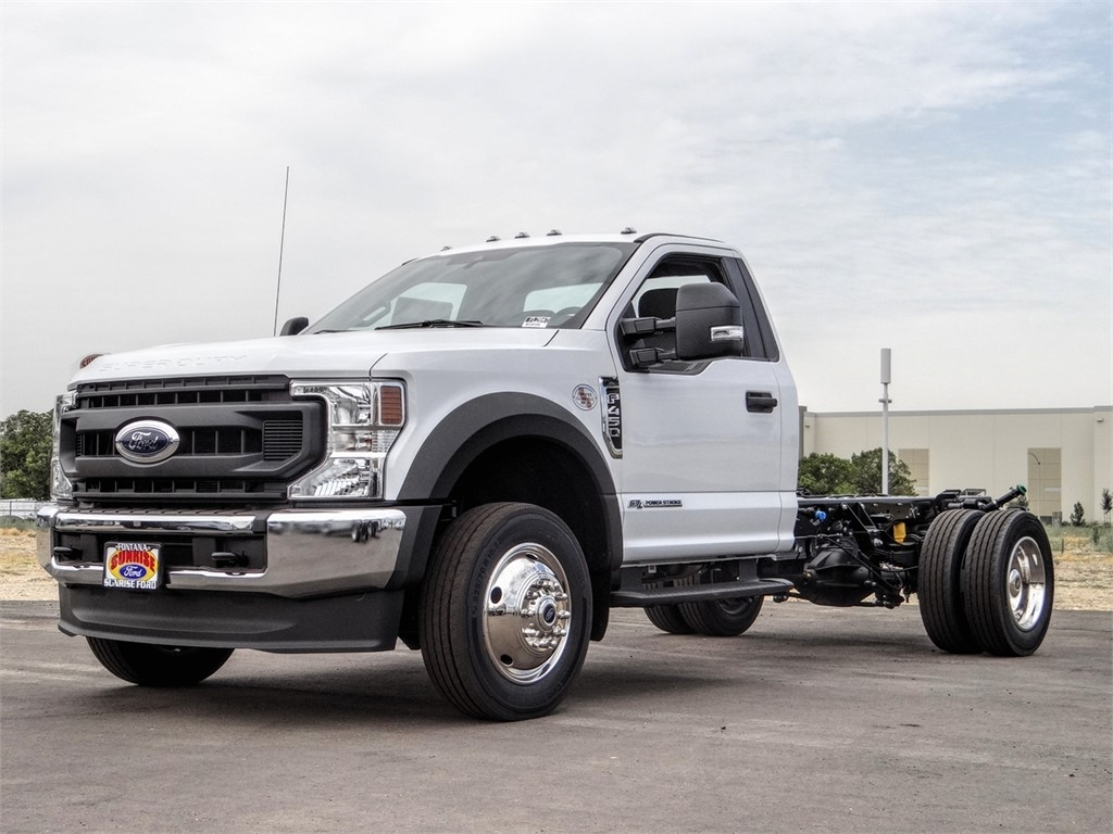 2020 Ford F-450 Regular Cab DRW 4x2, Cab Chassis #FL2847 - photo 1
