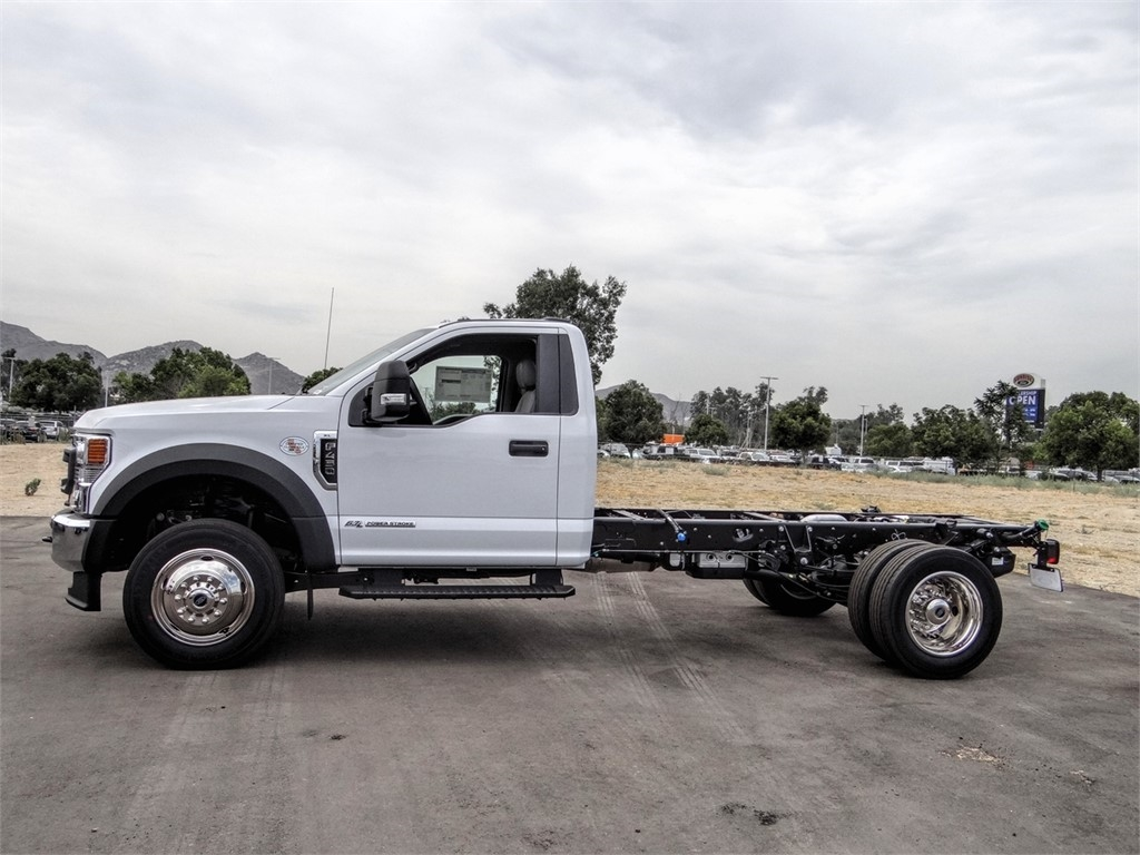 2020 Ford F-450 Regular Cab DRW 4x2, Cab Chassis #FL2847 - photo 3