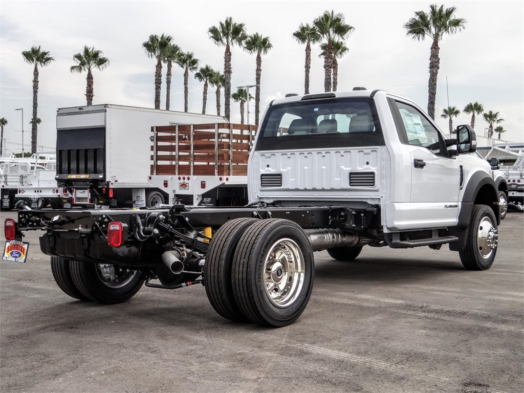 2020 Ford F-450 Regular Cab DRW 4x2, Cab Chassis #FL2847 - photo 4