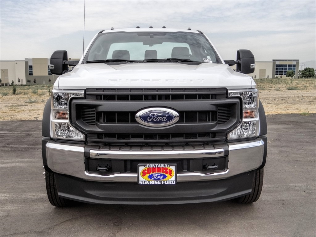 2020 Ford F-450 Regular Cab DRW 4x2, Cab Chassis #FL2847 - photo 7