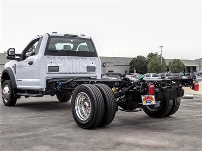 2020 Ford F-450 Regular Cab DRW 4x2, Cab Chassis #FL2847 - photo 2