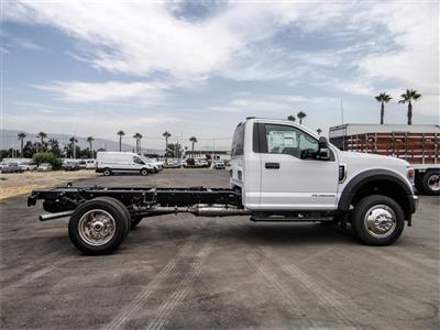 2020 Ford F-450 Regular Cab DRW 4x2, Cab Chassis #FL2847 - photo 5