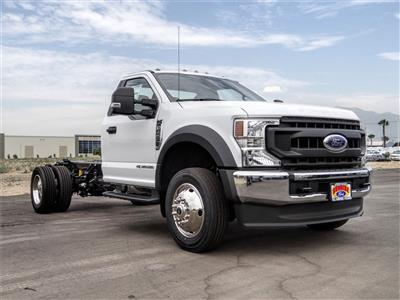2020 Ford F-450 Regular Cab DRW 4x2, Cab Chassis #FL2847 - photo 6