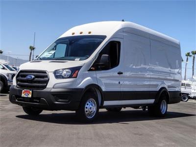 2020 Ford Transit 350 HD High Roof DRW RWD, Empty Cargo Van #FL2848 - photo 1